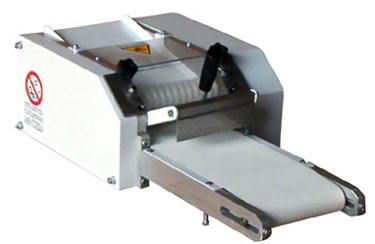 Grissinatrici semiartigianali automatiche e manuali GR25 GR15 ITALPAN