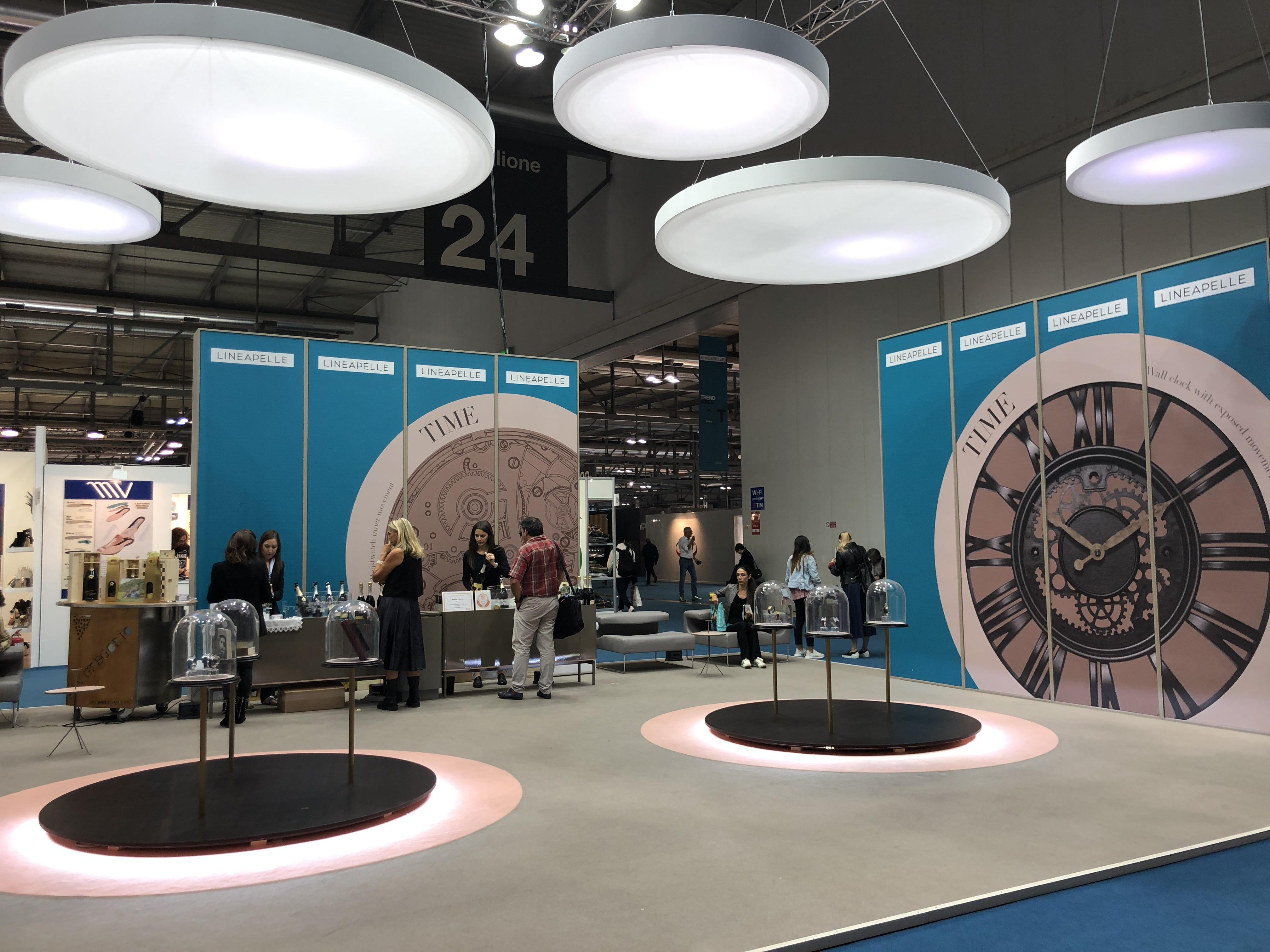 Lineapelle 2018: espositori in aumento del 4,1% rispetto alla precedente edizione