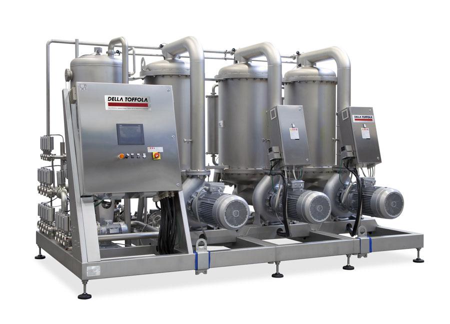 Della Toffola Group: strumenti di ultima generazione per la produzione vinicola
