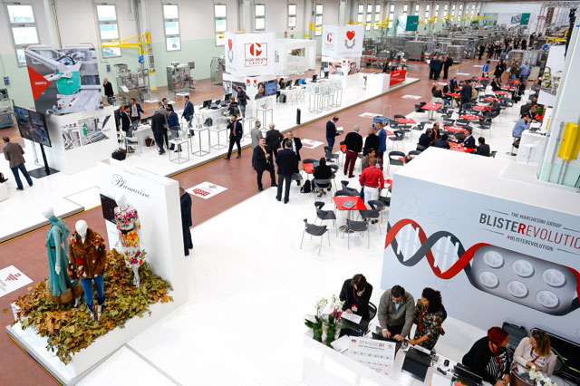 Marchesini apre il più grande polo italiano della termoformatura