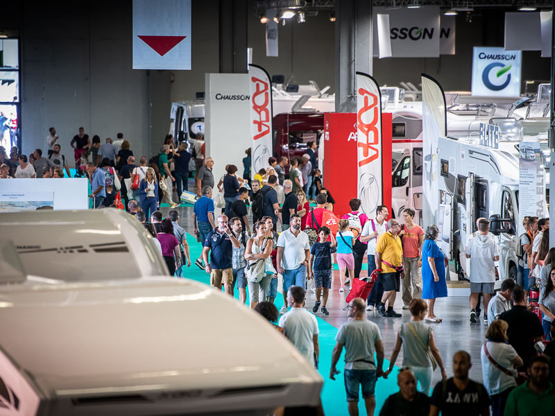 Salone del Camper 2019: record numbers for the tenth edition