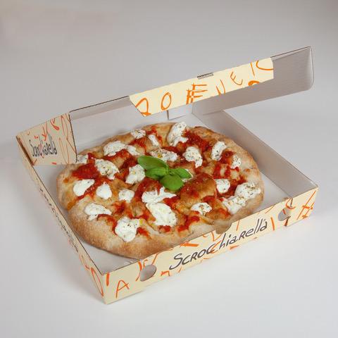 Scrocchiarella Frozen: perfetta per il delivery