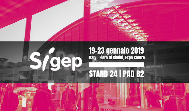 SIGEP 2019: 40 candles in Rimini Fiere