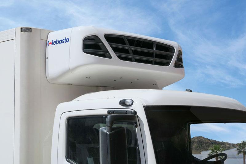 Refrigerazione veicoli commerciali heavy duty FRIGO TOP 50/60 WEBASTO