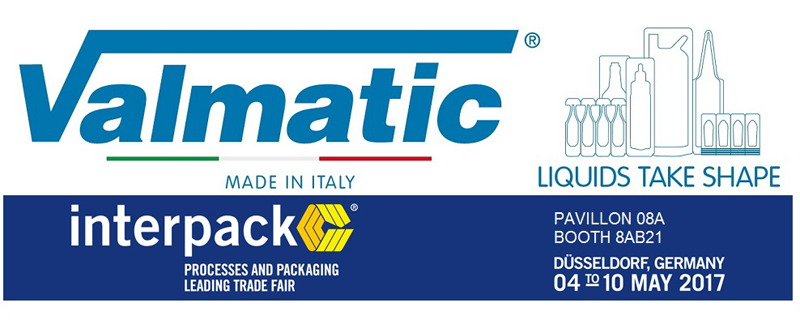 Valmatic, disposable packaging - Interpack 2017