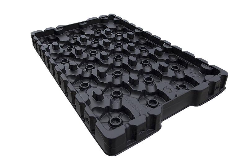 Produzione vassoi termoformati ELLEPACK