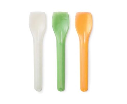 Palettine e cucchiaini biodegradabili