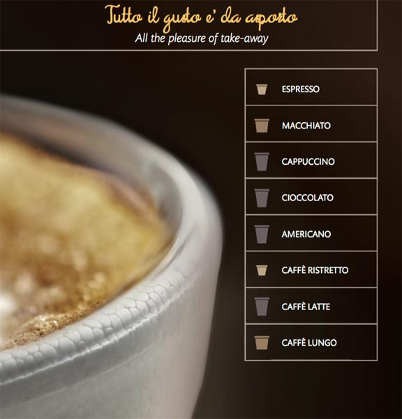 Contenitori per caffetteria