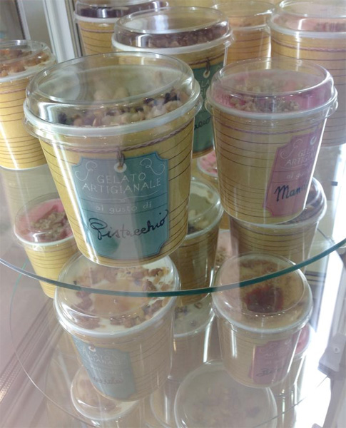 Vasetto gelato
