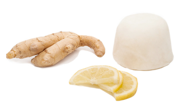 Spumone Limone e Zenzero