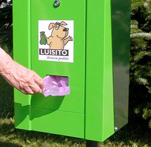 Luisito Bag: sacchetti per la raccolta delle deiezioni canine
