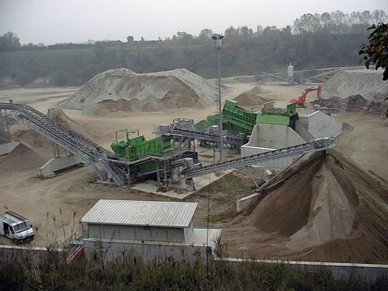 Impiantistica per polveri industriali