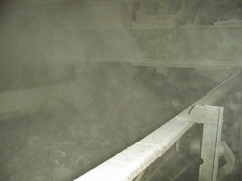 Polveri industriali