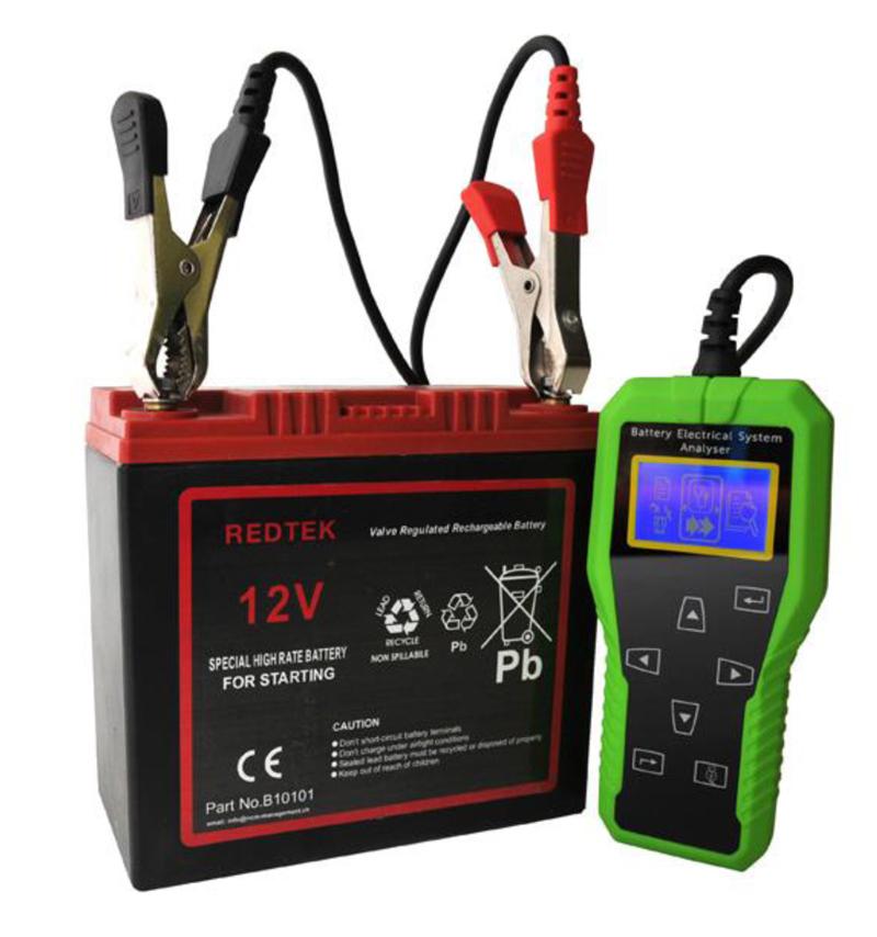 Tester professionale per batteria T5