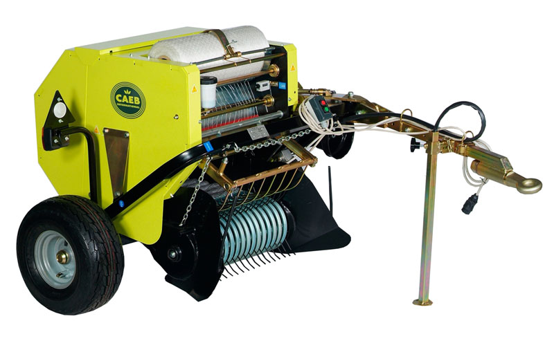 Caeb Mini Baler Tractorbynet | Autos Weblog