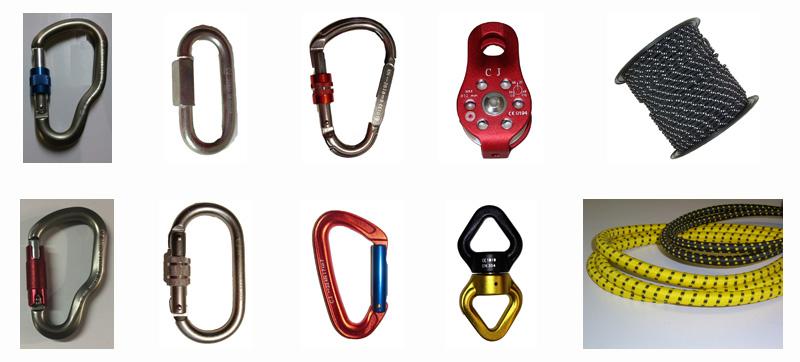 Accessori per imbracature