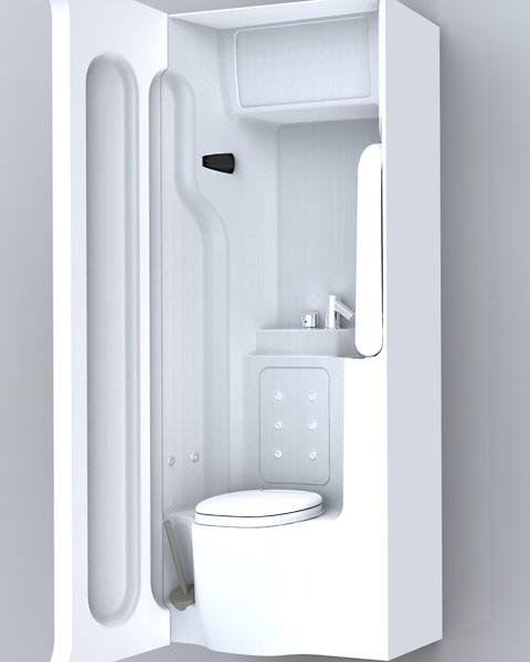 bagno preallestita