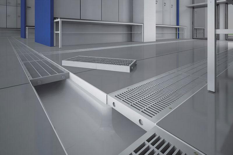 Prodotti per drenaggio acque in edilizia, linea Mondial