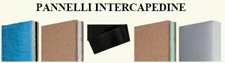 Pannelli intercapedine