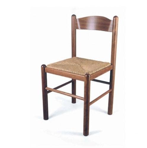sedie in legno con seduta in paglia euroavi