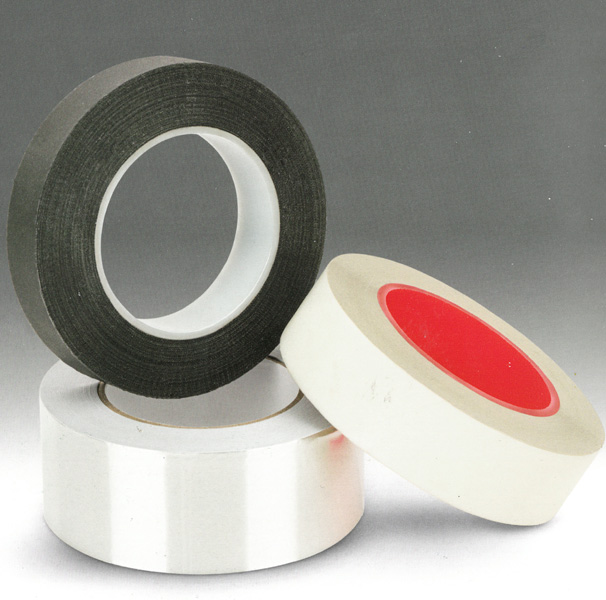 Nastri adesivi ed elastici per rifinitura di trecce di vetro