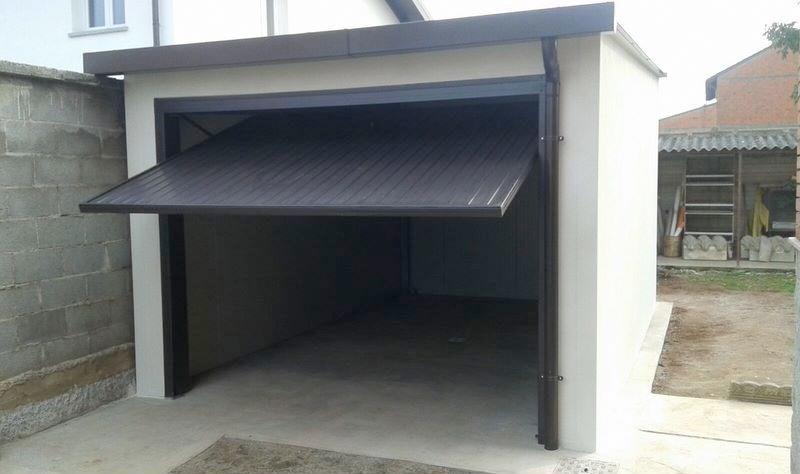 Garage prefabbricati