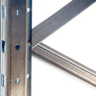Gasparini produce impianti di profilatura per la produzione di scaffalature industriali