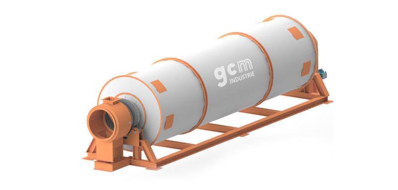 Essiccatori rotativi per produzione pellet