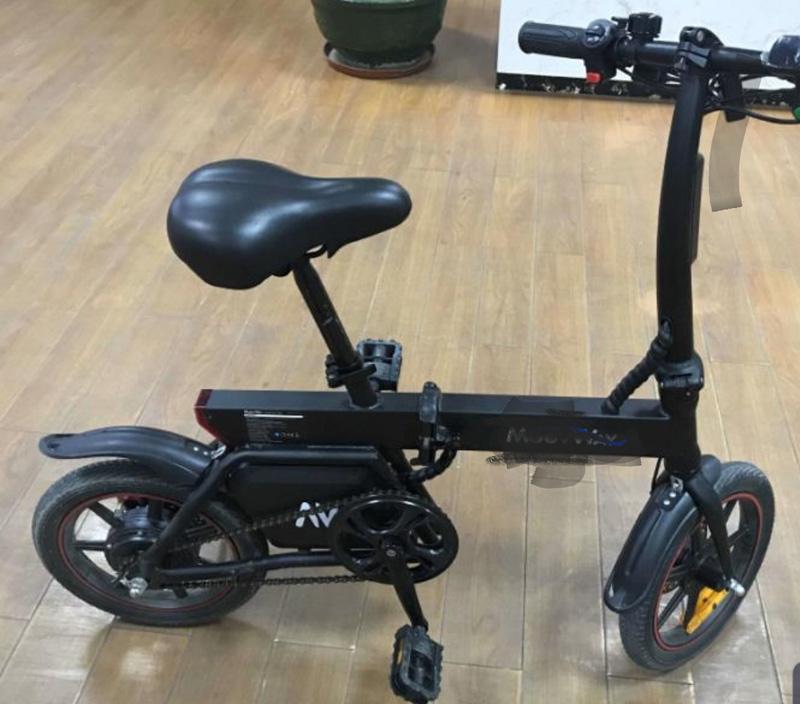 Bici con pedalata assistita M20