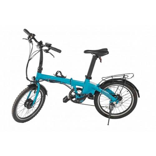 Bici con pedalata assistita M18 G Bike