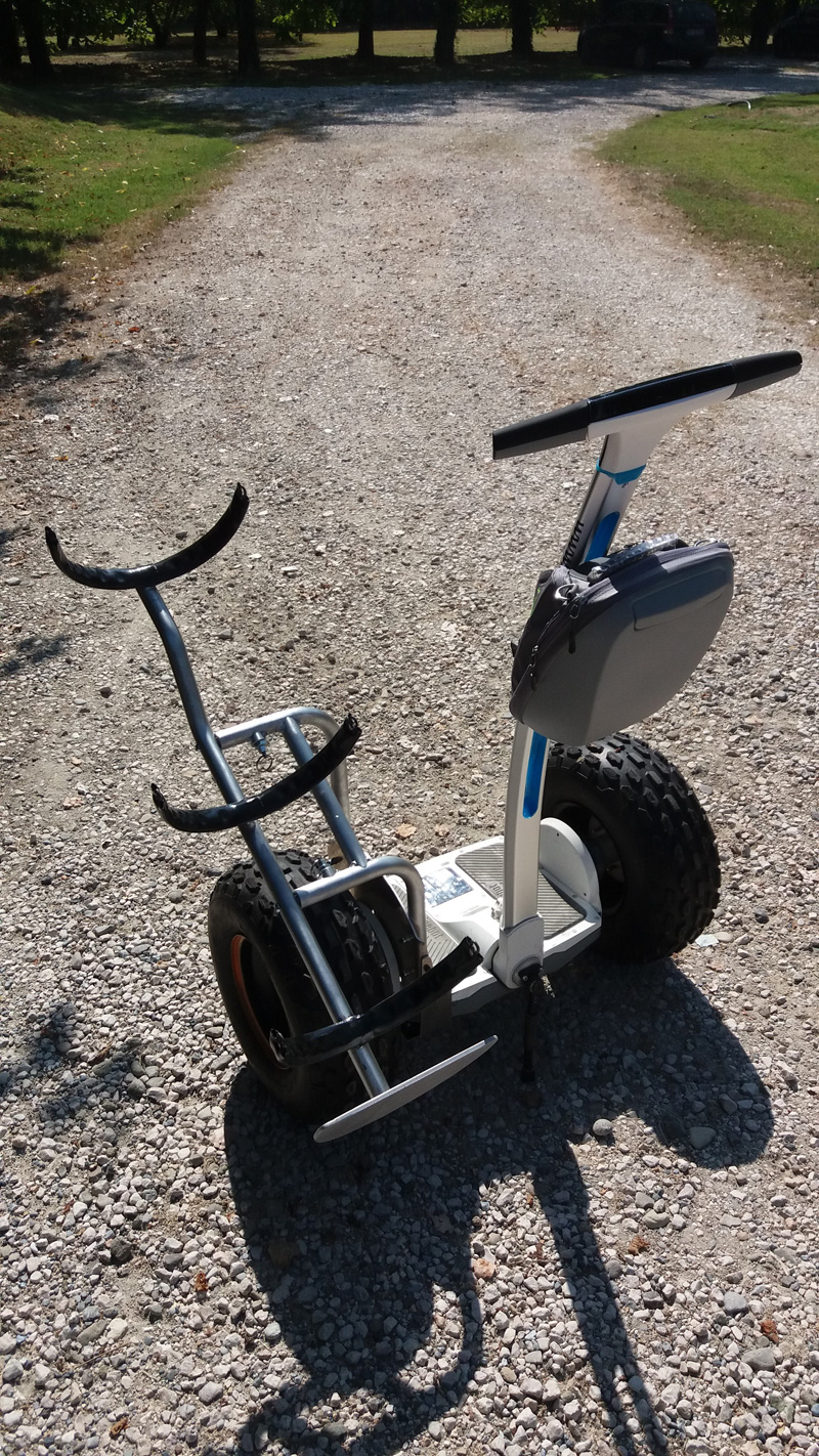 Personal transporter per campi da golf
