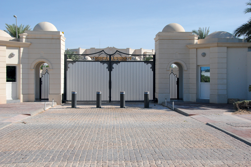 Dissuasori controllo accessi aree sensibili High Security Line