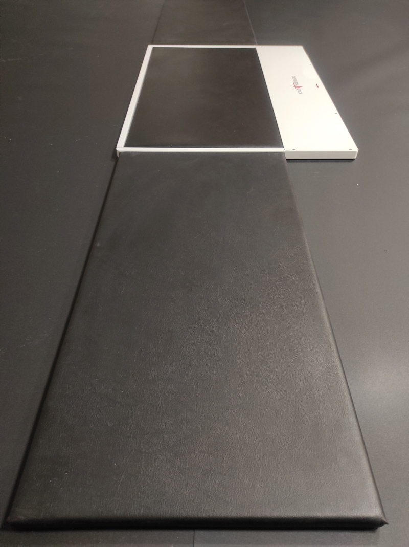 Pedana baropodometrica Dual Speed con camminamento