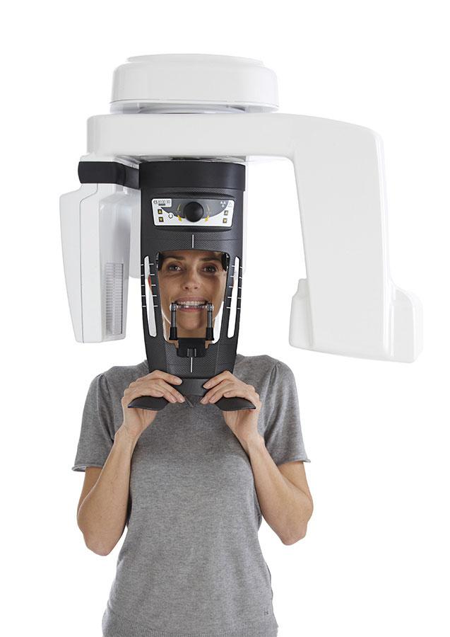 Ortopantomografo CS8100 3D
