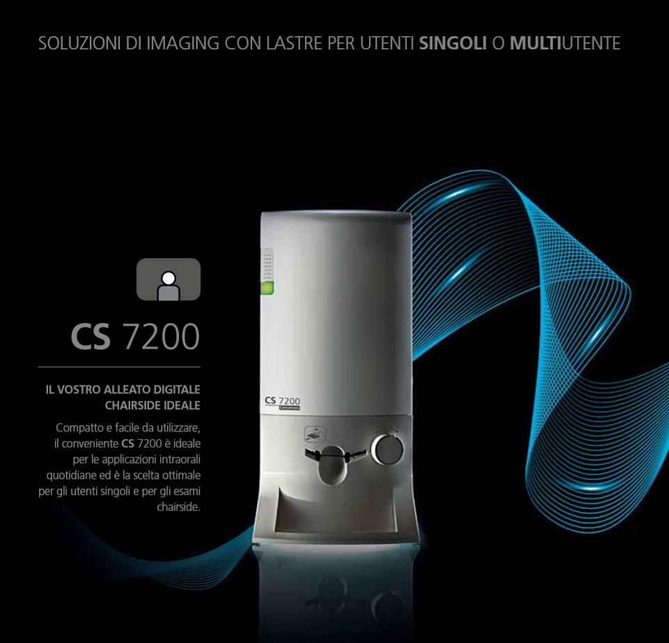 Scanner ai fosfori CS7200