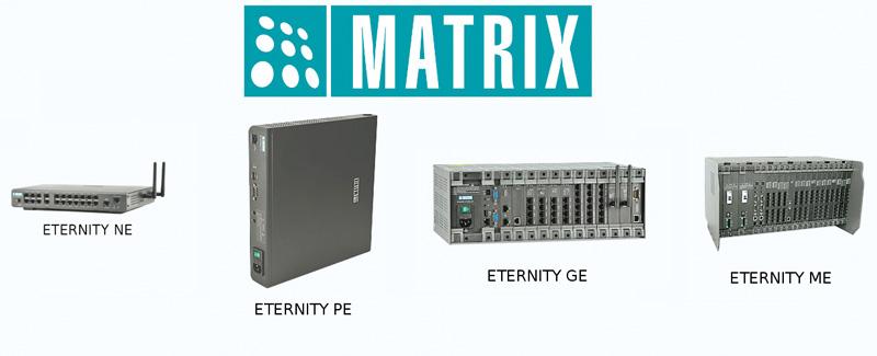 Centrali telefoniche Matrix