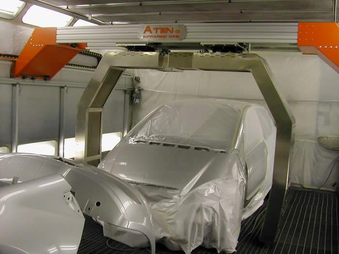 Robot essiccazione Aton