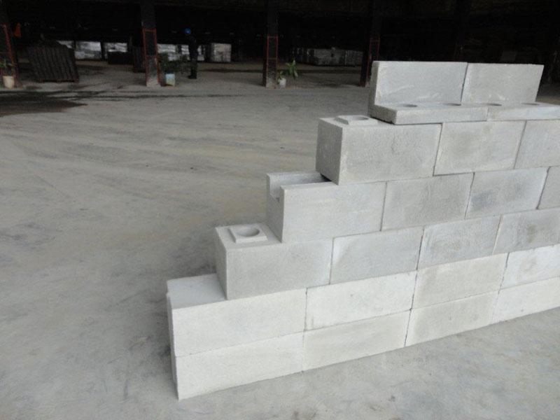 Schiumogeno per blocchi in cemento cellulare isoltech for Piccola casa costruita su fondamenta