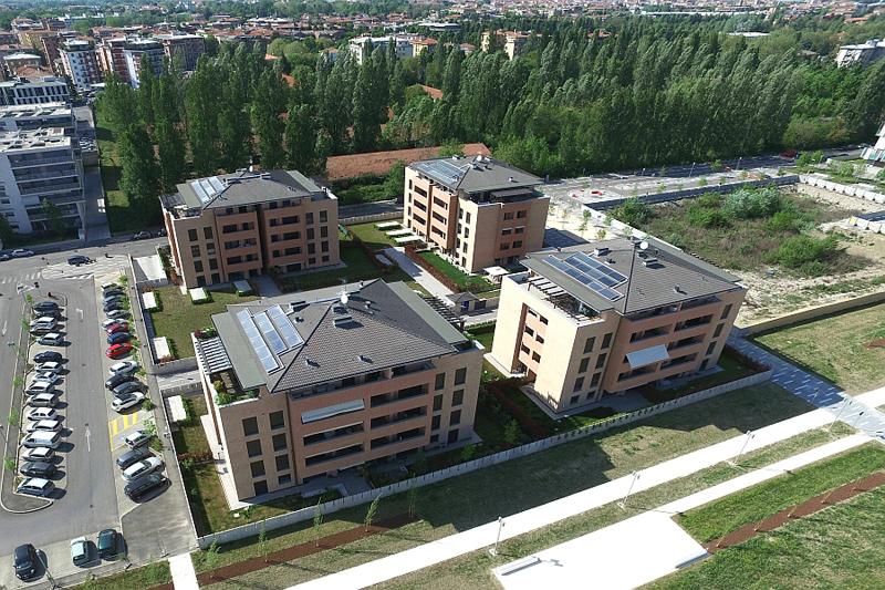 Quartiere residenziale