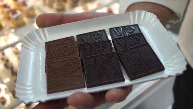 Cioccolato per pasticceria
