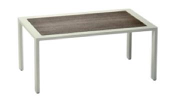 Tavolino in metallo