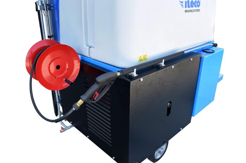 Idropulitrice ad alta pressione Full Wash