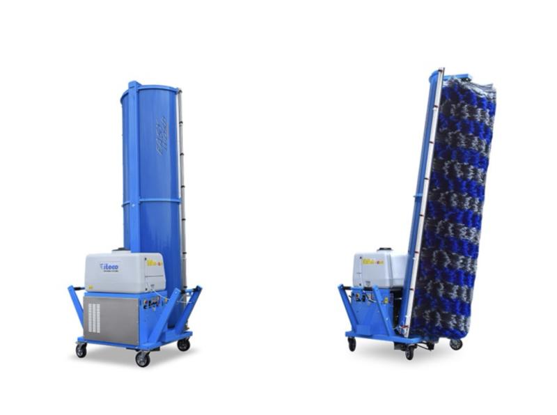 Sistema di lavaggio mobile monospazzola Easy Wash 300