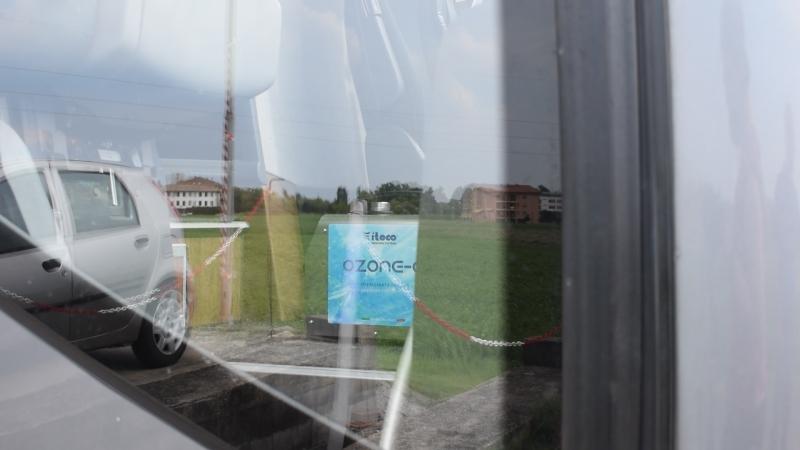 Generatore di ozono per igienizzazione ambienti Ozone-O3