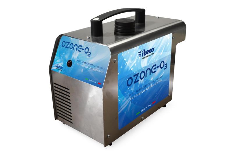 Stazione multi igienizzante per ambienti Ozone-O3