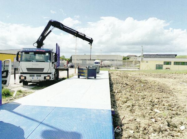 Taratura e certificazione impianti di pesatura