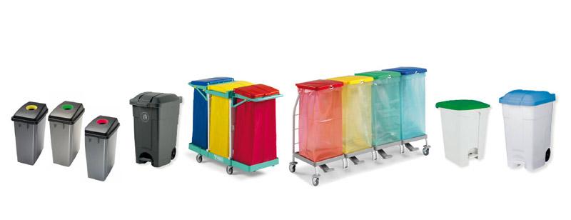 Contenitori raccolta differenziata rifiuti leodavinci for Contenitori per esterni in plastica