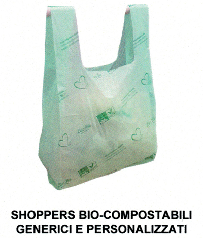 Shoppers bio-compostabili
