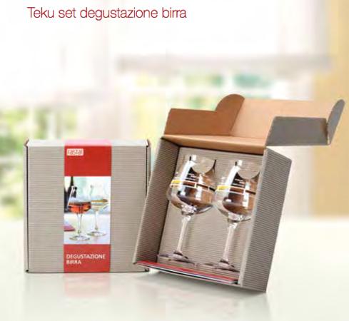 Bicchiere Teku 3.0