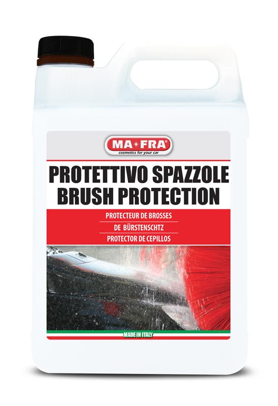Protettivo per impianto e spazzole Step2 Brush Protection